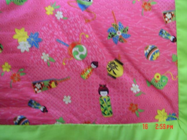 Hawaiian Baby Comforter Futons Handmade